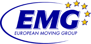EMG Verhuizen binnen Europa met Mondial Movers International